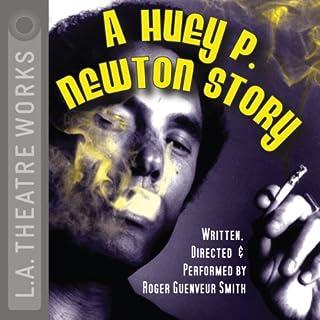 A Huey P. Newton Story audiobook cover art