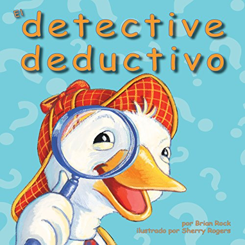 El Detective Deductivo [The Deductive Detective] copertina