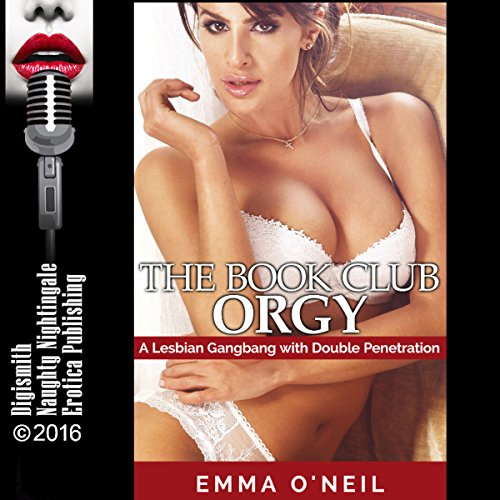 The Book Club Orgy audiobook cover art