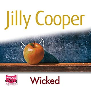 Wicked!     Rutshire Chronicles, Book 8              By:                                                                                                                                 Jilly Cooper                               Narrated by:                                                                                                                                 Sherry Baines                      Length: 36 hrs and 43 mins     3 ratings     Overall 5.0