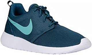 Women's Roshe One 844994 301 Midnight Turquoise/Washed Teal