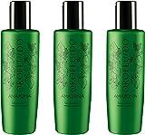 Orofluido Amazonia Shampoo 3x200 ml
