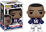 NFL Figura de Vinilo Lawrence Taylor, Giants Throwback (Funko 20193)