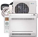Senville SENA-12HF/IF Floor Mounted Mini Split Air Conditioner Heat Pump 12000 BTU
