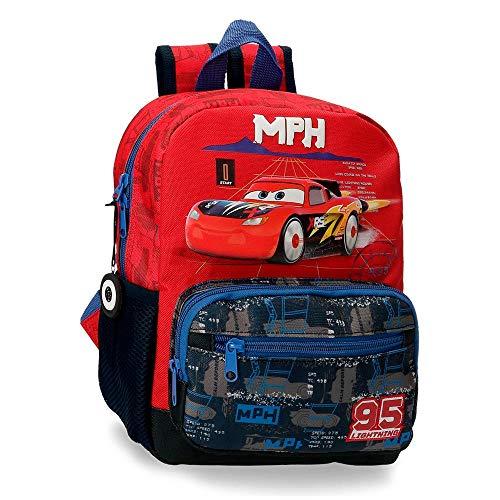 Disney Cars Rocket Racing Pre-school Backpack Multicoloured 23x28x10 cm Polyester 6.44 Litre
