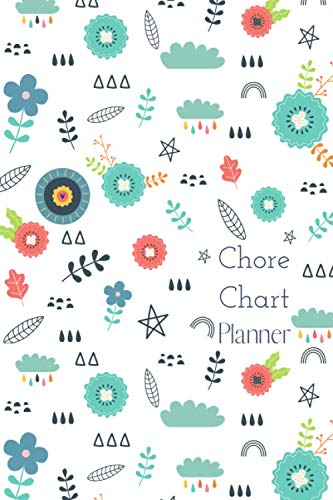 Chore Chart Planner: Discover the Easy Way to Remember and Space for Additional Notes, Plan out Your Chores with Check Lists and To Do Lists, Creative Gift Suitable for All Ages, Organizer Log Book