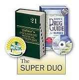 Tabers:Pkg: Tabers 21st Index & Deglin DG 11th w CD