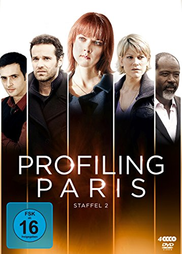 Profiling Paris - Staffel 2 (4 DVDs)