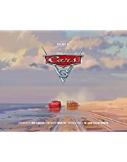 Cars 3: (Book about Cars Movie, Pixar Books, Books for Kids) (The Art of)