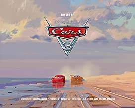 The Art of Cars 3: (Book About Cars Movie, Pixar Books, Books for Kids)