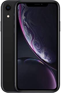 Apple iPhone XR, 64 GB, Siyah (Apple Türkiye Garantili)