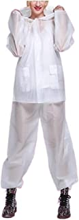 WUFAN Raincoats for Adults Clear Suit Rain Rainy Outdoors Rain Poncho
