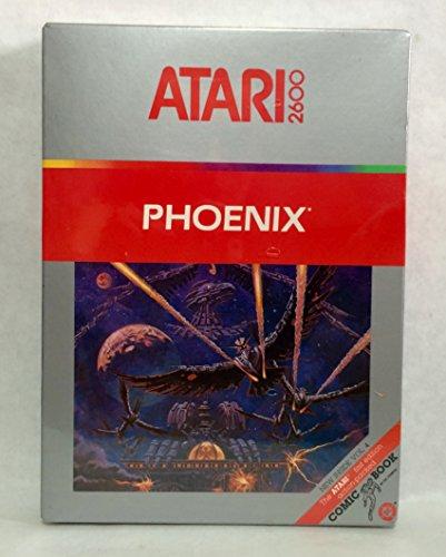 Phoenix - Atari 2600 - PAL