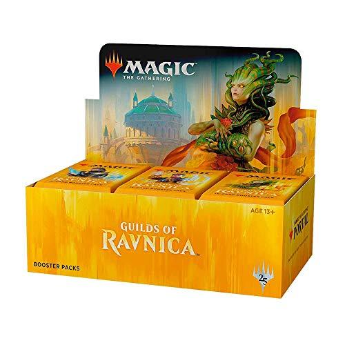 Magic The Gathering - Caixa Box Boosters Guildas de Ravnica (PT) - Wizards
