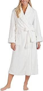 Ladies' Plush Wrap Robe