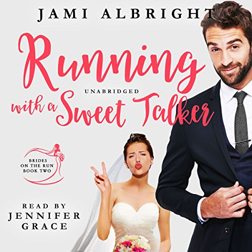 Running with a Sweet Talker audiobook cover art