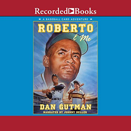 Roberto and Me audiobook cover art