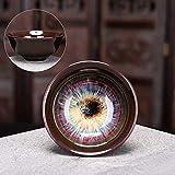 XGQ 2 PCS Horno Transmutación Kongfu Bowl Taza de té de cerámica 10-1
