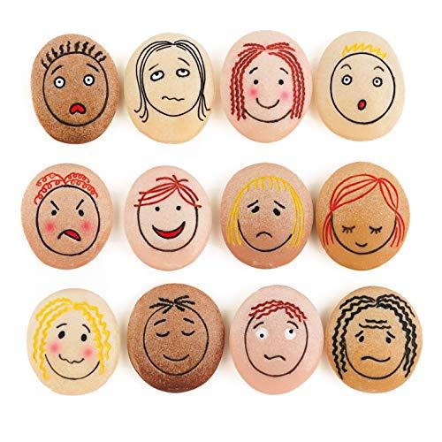 Yellow Door YD1021 Emotion Stones Set de 12 piezas