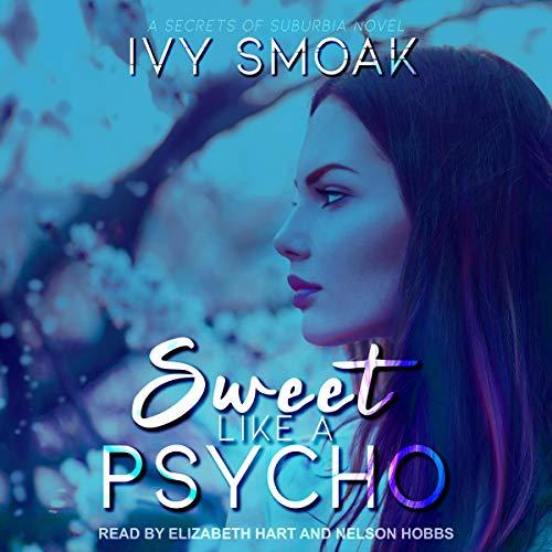 Sweet Like a Psycho audiobook cover art