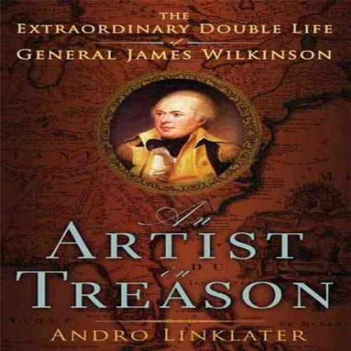 An Artist in Treason audiobook cover art