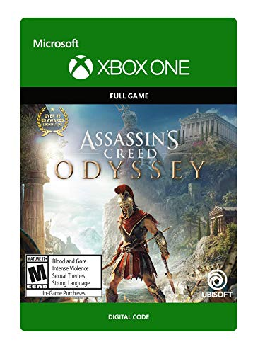 Assassin's Creed Odyssey: Standard Edition - Xbox One [Digital Code]