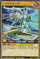 遊戯王 ラッシュデュエル RD/MAX1-JP044 シラガネギンガー (日本語版 ノーマル) マキシマム超絶強化パック