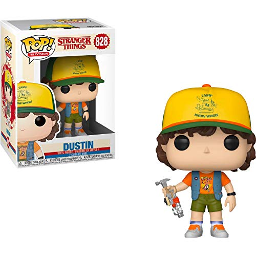 Funko-Europe Pop ! Stranger Things Dustin Special Japan Expo 2019 Edition