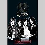 Official Queen 2022 Calendar - Month To View A3 Wall Calendar: Original Danilo-Kalender