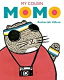 My Cousin Momo- Book Cover