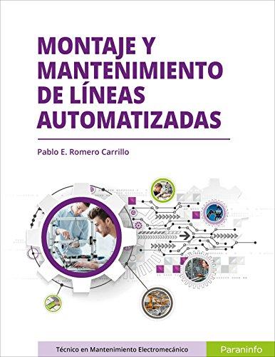 Montaje y mantenimiento de líneas automatizadas