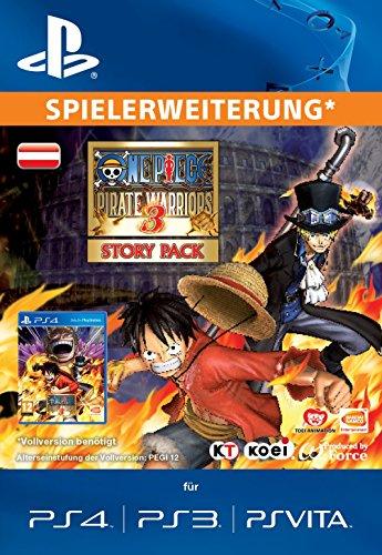 One Piece Pirate Warriors 3 - Story Pack [Spielerweiterung] [PS4 PS3 PS Vita PSN Code - österreichisches Konto]
