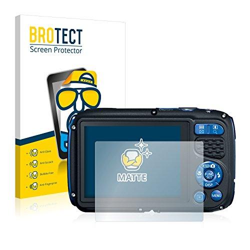 BROTECT Protector Pantalla Anti-Reflejos Compatible con Canon PowerShot D30 (2 Unidades)...