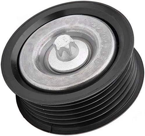 LYHSH Mechanical Round Belt Fashion Pulleys Idler Max 55% OFF Tensioner Pulley
