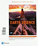Earth Science, Books a la Carte Plus Mastering Geology with Pearson eText -- Access Card Package (15th Edition)
