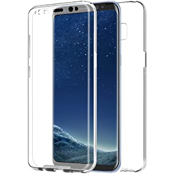 PLANETMOVIL [[ Compatible con Samsung Galaxy S8 + Plus ]] Funda de ...