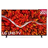 LG 55UP8000-ALEXA 2021-Smart TV 4K UHD 139 cm (55') con Procesador Quad Core, HDR10 Pro, HLG, Sonido Virtual Surround, HDMI 2.0, USB 2.0, Bluetooth 5.0, WiFi