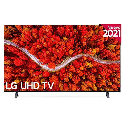 LG 4K UHD 80006LA 55 pulgadas