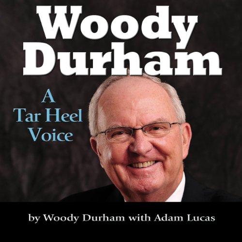 Woody Durham audiobook cover art