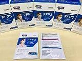 Mascarilla FFP3 NR Ultra Plus + Seguridad - 5 capas - CE2163 - EN 149:2001 +A1:2009-10 unidades