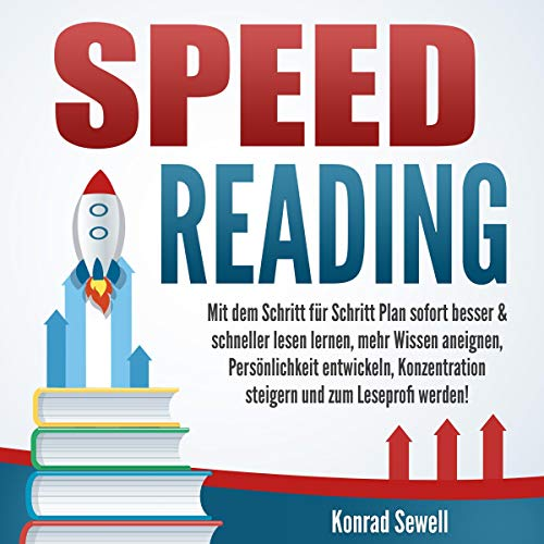 Speed Reading (German edition) cover art