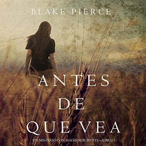 Antes de Que Vea [Before He Sees] cover art