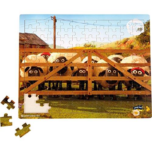 Small Foot 10223 Shaun das Schaf Puzzle Abenteuerlust