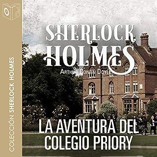 La aventura del colegio Priory [The Priory School Adventure] audiobook cover art