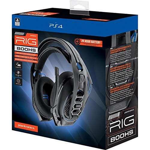 Plantronics Rig 800HS Wireless Stereo Headset (PS4) - kabellose Gaming-Headset