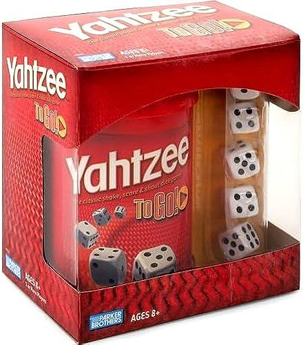 estilo clásico Yahtzee to Go Travel Game Game Game  centro comercial de moda