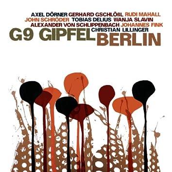 G9 Gipfel: Berlin