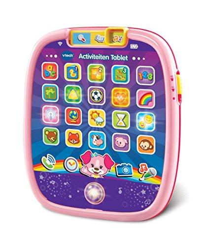 VTech Baby - Activiteiten Tablet - Roze - Plastic - Voor Jongens en Meisjes - Van 9 tot 36 maanden - Nederlands Gesproken