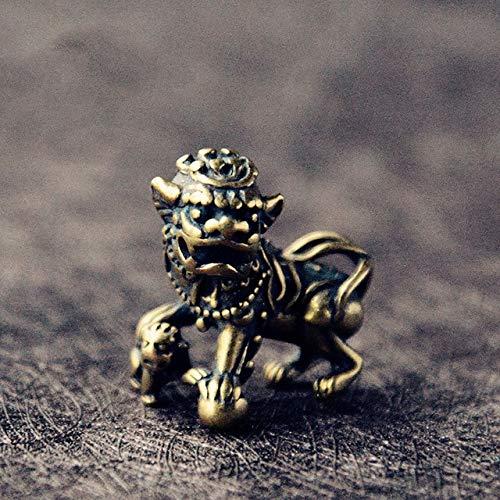 yuandan Adorno De Estatua De Animal De Latón, Zodiaco Chino, Rata, Buey, Tigre, Conejo, Dragón, Serpiente, Caballo, Oveja, Mono, Pollo, Perro, Cerdo, Escritorio De Oficina, Deco
