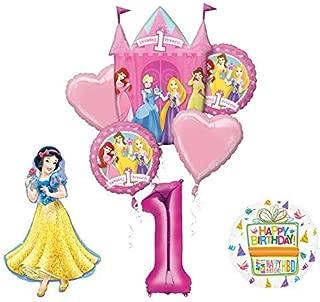 Best princess 1st birthday decorations Reviews